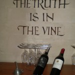The Truth is in the Vine